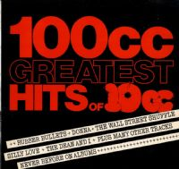 10cc- 100cc - Greatest Hits Of 10CC (UKAL 1012)